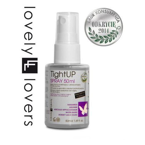 Lovely lovers Spray tightup elastyczna pochwa 50ml   100% dyskrecji   bezpieczne zakupy