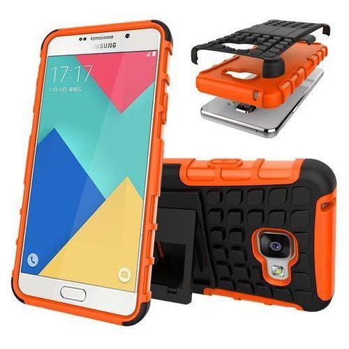 Perfect Armor Pomarańczowy   Pancerna obudowa etui dla Samsung Galaxy A3 2016 - Pomarańczowy, kup u jednego z partnerów