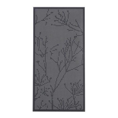 Blooma Moduł dekoracyjny neva aluminiowy 88 x 179 cmszary (3663602760023)