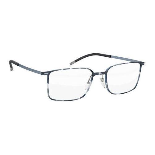 Okulary korekcyjne urban lite fullrim 2884 6112 marki Silhouette