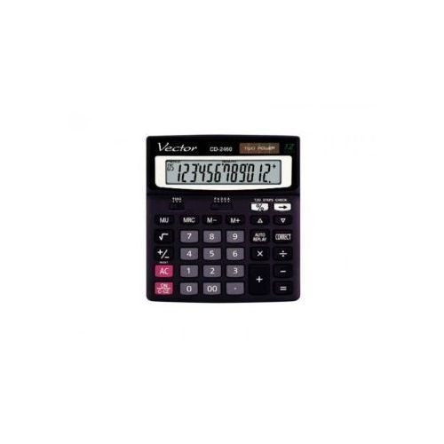 Kalkulator Vector CD-2460 Darmowy odbiór w 20 miastach!, kup u jednego z partnerów