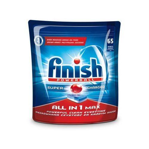 Finish Tabletki all-in-1 max 65 szt. regular