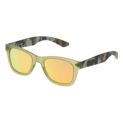 Police Okulary słoneczne sk039 exchange 3 kids polarized nvng