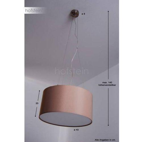 Lucide  coral lampa wisząca brązowy, 1-punktowy - nowoczesny/design - obszar wewnętrzny - hängeleuchte - czas dostawy: od 4-8 dni roboczych, kategoria: lampy sufitowe