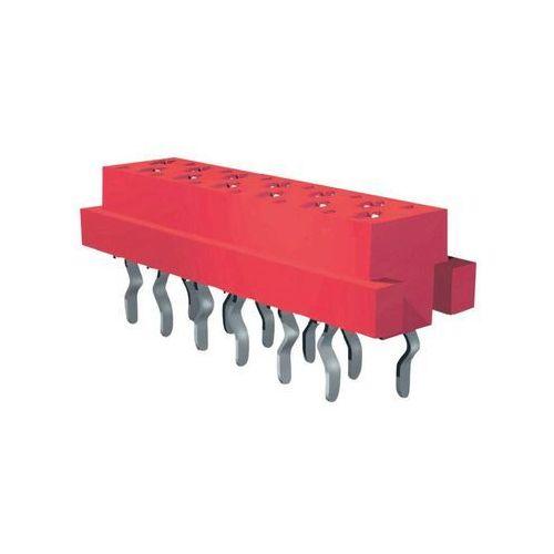 Te connectivity Gniazdo wielozłączowe 14 pin tyco electronics, proste
