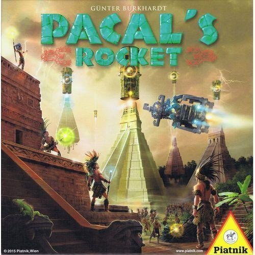 Pacal's Rocket Gra (9001890634192)