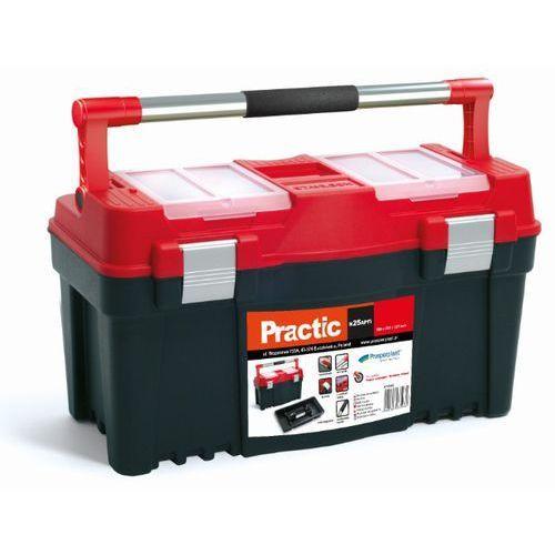Prosperplast Skrzynka narzędziowa practic n25apfi + zamów z dostawą jutro!