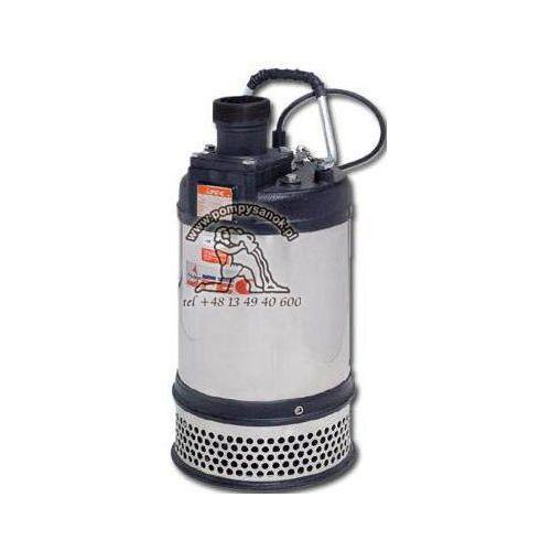 Afec Fs 455 - pompa odwodnieniowa dla budownictwa hmax - 22m, wydajność do 1700 l/min - zmiana na proril tank 455