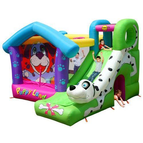 Happyhop Dmuchany plac zabaw puppy land. Najniższe ceny, najlepsze promocje w sklepach, opinie.