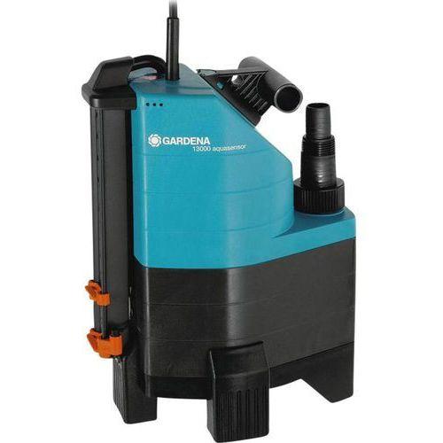 Pompa zanurzeniowa do brudnej wody GARDENA 1799-20, 680 W, 0.9 bar, 13000 l/h, 9 m, towar z kategorii: Pompy ogrodowe