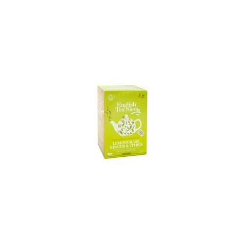 Ets lemongrass ginger and citrus 20 saszetek marki English tea shop