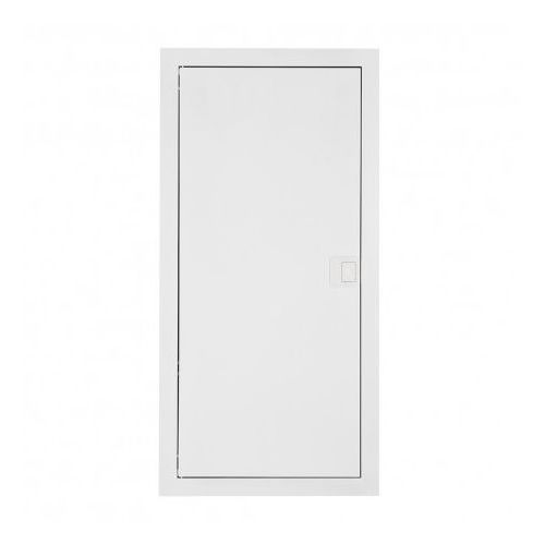 MSF RP 4/56 IP30 N+PE drzwi metalowe białe 2004-00 (5907569154319)