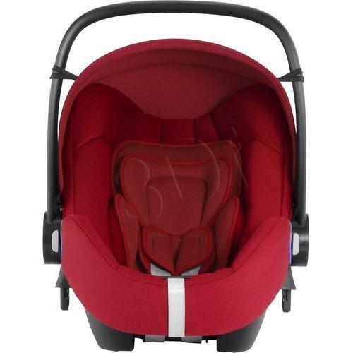 Foteliki samochodowe baby safe i-size 2000024377 (pasy samochodowe; 0 - 13 kg; czerwony) marki Romer