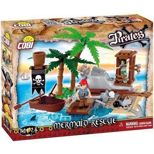 Cobi Pirates ratowanie syrenki (5902251060237)