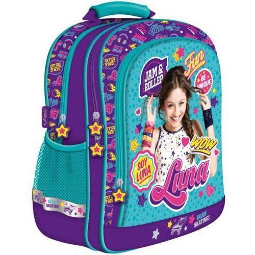 Plecak szkolny Soy Luna Cabh MAJEWSKI (5903235272325)