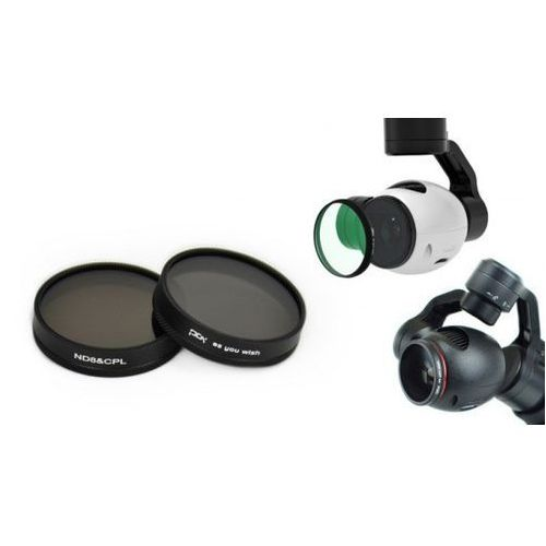 Filtr polaryzacyjny CPL & ND8 dla Inspire / Osmo - sprawdź w wybranym sklepie