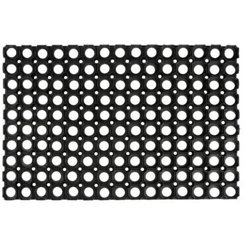 Linea Wycieraczka gumowa zewnętrzna / wewnętrzna 40x60 wycieraczka ażurowa, gumowa mata