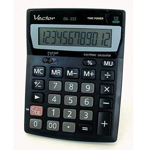 KALKULATOR VECTOR DK 222 [7653] z kategorii Kalkulatory
