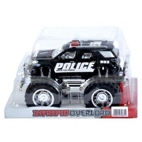 Inni Auto policja plast. pod kloszem 61388 (339379) (5902012746714)