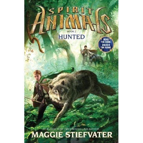 Maggie Stiefvater - Hunted (9780545522441)