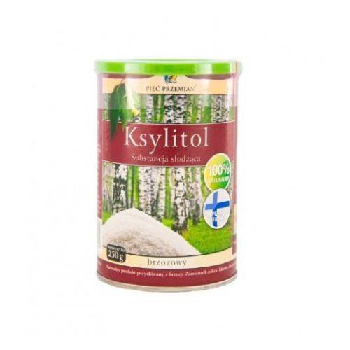 Ksylitol (Finlandia) 250 g Pięć Przemian