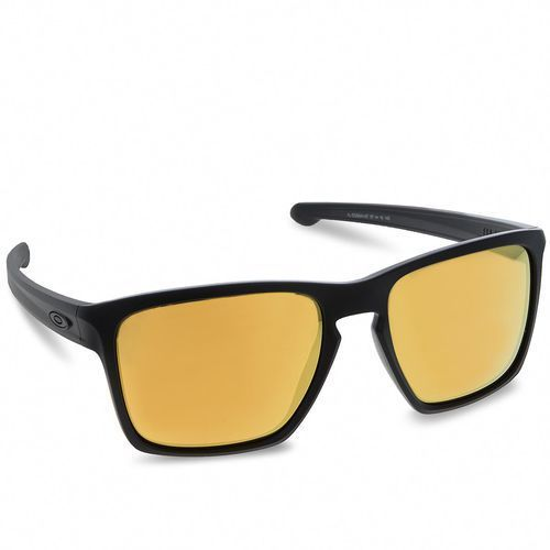 Oakley Okulary przeciwsłoneczne - sliver xl oo9341-07 matte black/24k iridium
