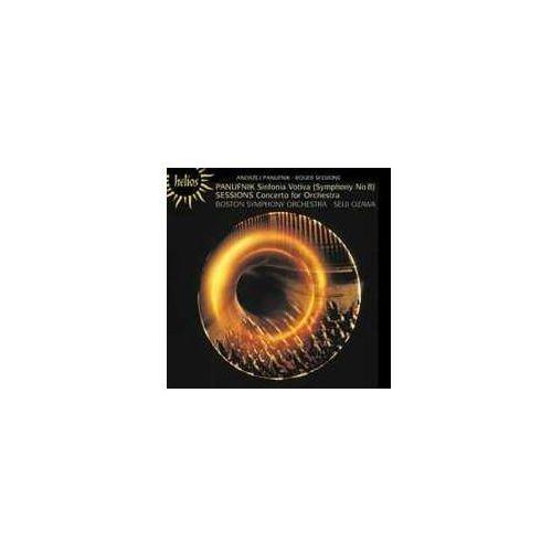 Symphony No 8 / Concerto For Orchestra