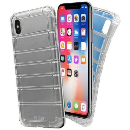 Sbs Etui air impact do apple iphone x/xs przezroczysty (8018417241994)