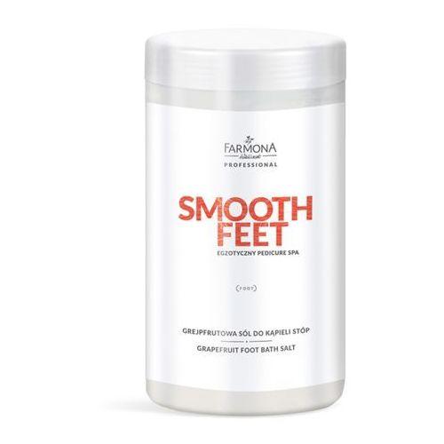 Farmona professional Farmona smooth feet grejpfrutowa sól do kąpieli stóp 1500g