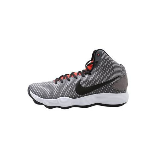 Nike Performance HYPERDUNK 2017 Obuwie do koszykówki dark grey/black/bright crimson/pure platinum/white
