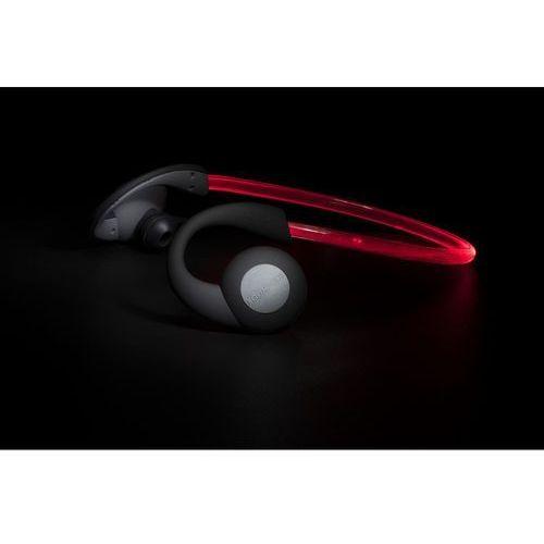 Słuchawki Boompods Sportpods Vision Czerwone (SPVDRG) Darmowy odbiór w 21 miastach! Raty od 6,96 zł