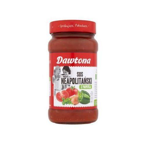 Sos neapolitański z papryką 550 g marki Dawtona