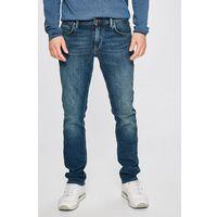 - jeansy amboy indigo marki Tommy hilfiger