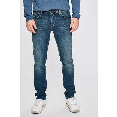 - jeansy amboy indigo, Tommy hilfiger