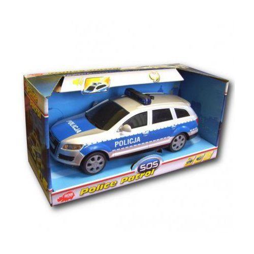 Dickie Patrol policyjny  (4006333006937)