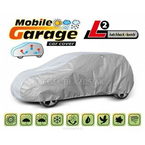 Opel astra f g h hatchback / kombi pokrowiec na samochód plandeka mobile garage marki Kegel-błażusiak