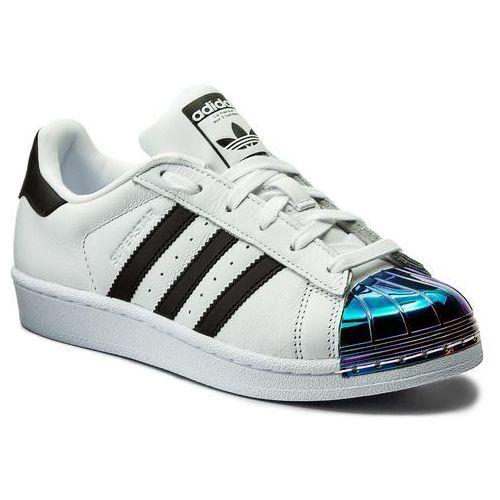 Buty adidas - Superstar Mt W CQ2610 Ftwwht/Cblack/Supcol, kolor biały