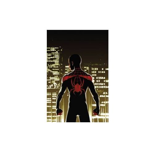 Miles Morales: Ultimate Spider-Man Ultimate Collection Book (9780785197805)