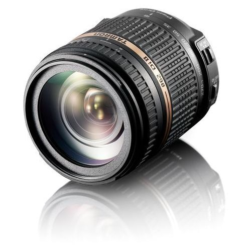 Obiektyw Tamron 18-270 mm f/3.5-6.3 Di II VC PZD (Canon) + Velbon statyw EX-mini (4960371005560)