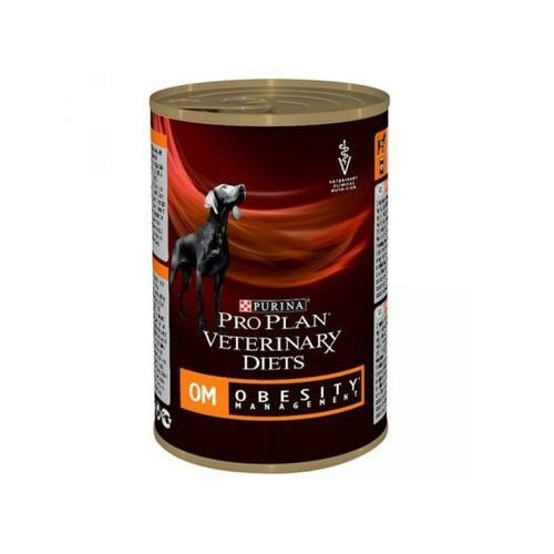 PPVD CANINE OM OBESITY PIES 0,4KG
