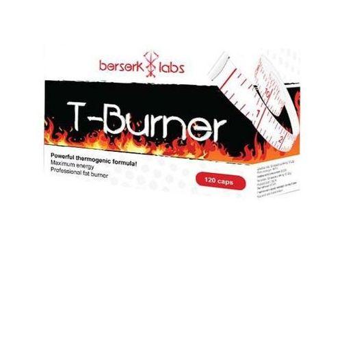 BERSERK LABS T-BURNER - 120KAPS., 7E96-22879