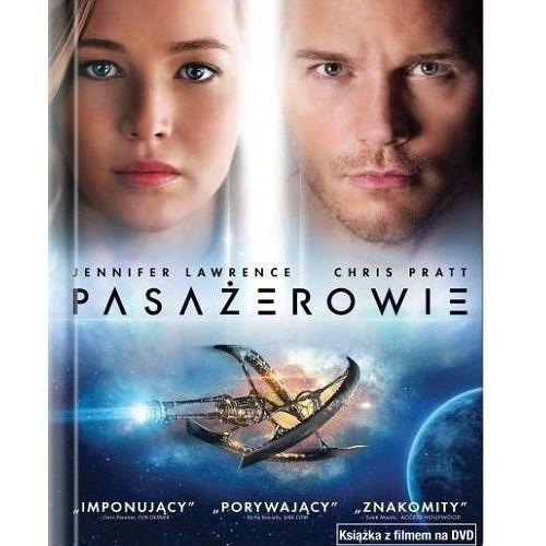 Pasażerowie (DVD) + Książka