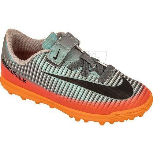 Buty piłkarskie Nike MercurialX Vortex III (V) CR7 TF Jr 852493-001, 852493-001
