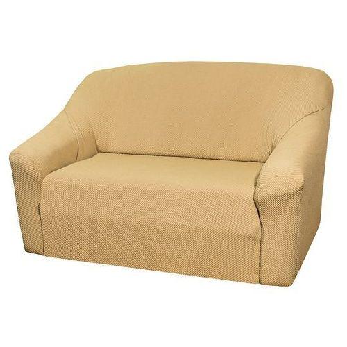4Home Pokrowiec multielastyczny na sofę, beżowy Elegant, 140 - 180 cm, 140 - 180 cm