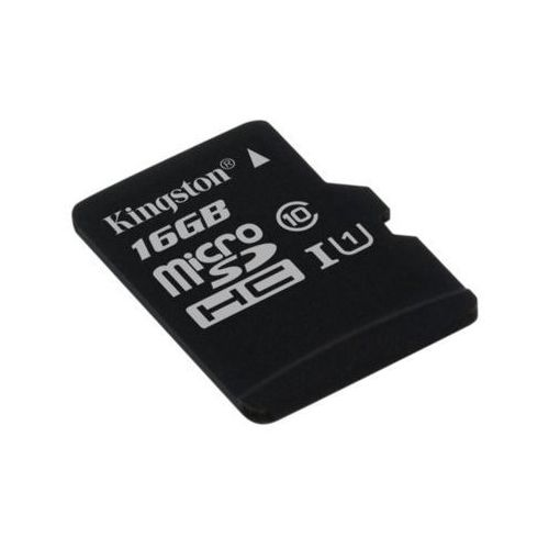 Karta pamięci KINGSTON microSDHC 16GB (0740617275834)