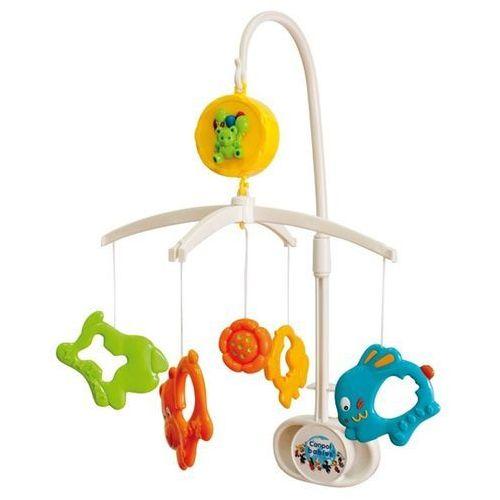 Karuzela plastikowa CANPOL BABIES biegnące zwierzątka 2/552 + Zamów z DOSTAWĄ JUTRO!, towar z kategorii: Karuzele