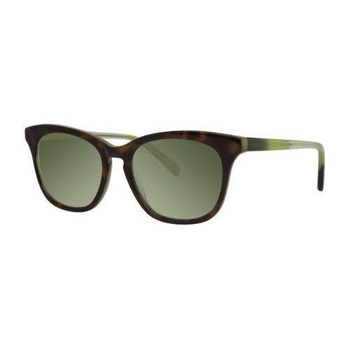 Vera wang Okulary słoneczne v448 tortoise lime