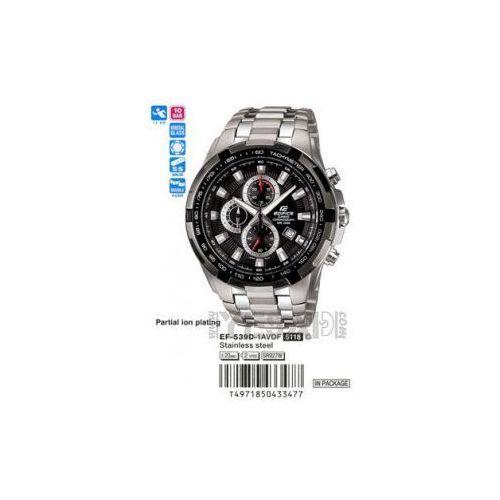 Casio EF-539D-1A. Najniższe ceny, najlepsze promocje w sklepach, opinie.
