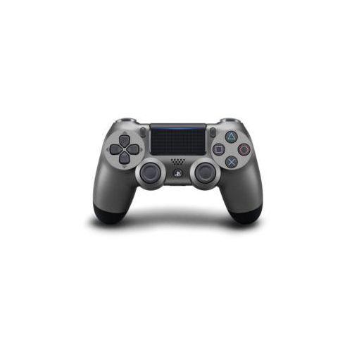 Sony interactive entertainment Kontroler bezprzewodowy sony playstation dualshock 4 v2 czarny stalowy (0711719868262)