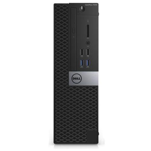 Dell OptiPlex 7040 N003O7040SFF01 - Intel Core i5 6500 / 4 GB / 500 GB / Intel HD Graphics 530 / DVD+/-RW / Windows 10 Pro lub 7 Pro / pakiet usług i wysyłka w cenie, kup u jednego z partnerów